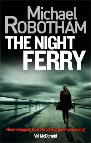 The Night Ferry cover US
