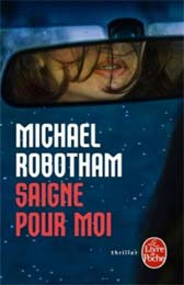 Bleed for Me France Paperback cover